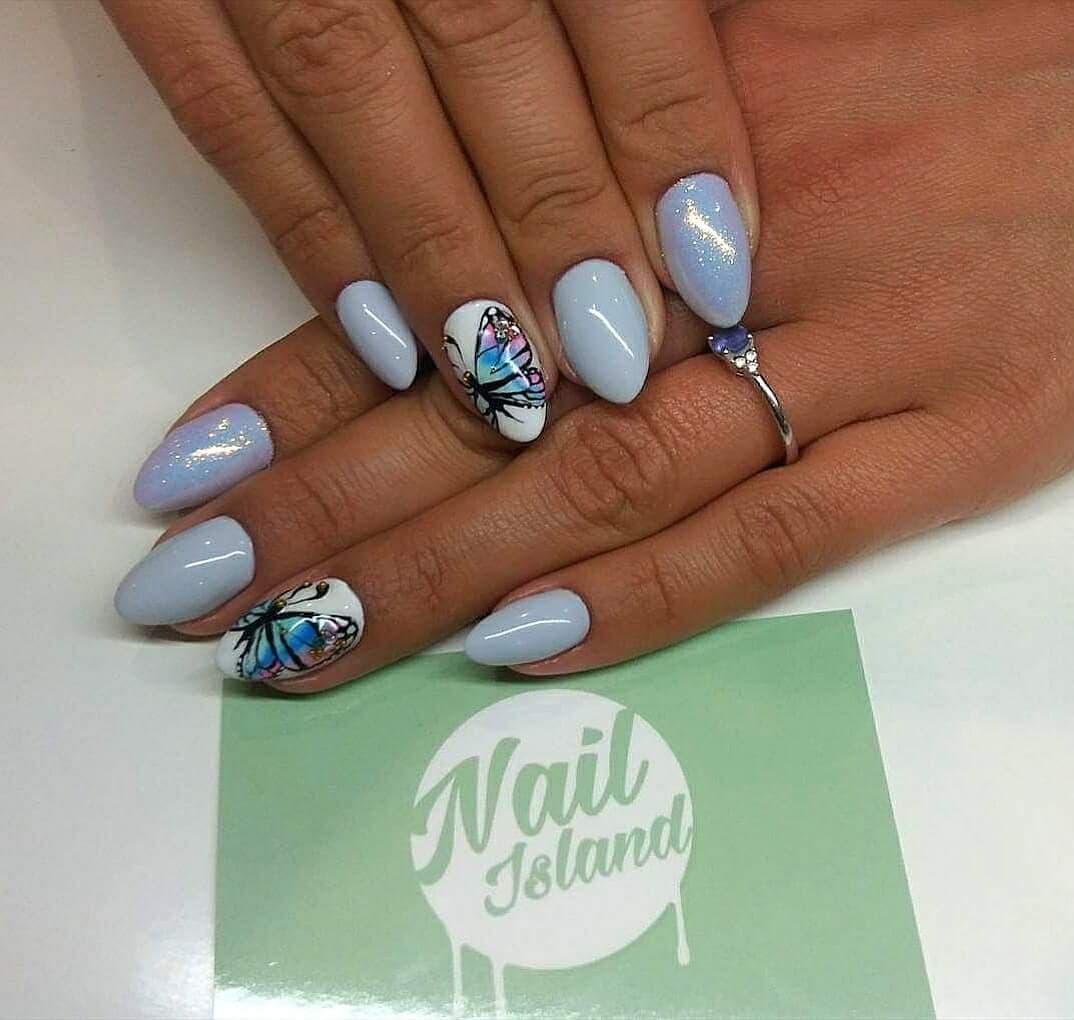 Trwałe Paznokcie Hybrydowe Manicure Zamość Nailislandpl